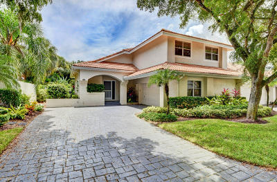 Boca Raton Single Family Home For Sale: 2222 NW 53rd Street
