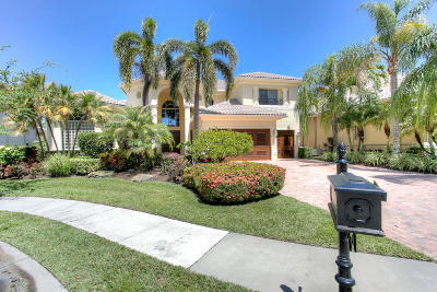 Boca Raton Single Family Home For Sale: 2399 NW 49th Lane