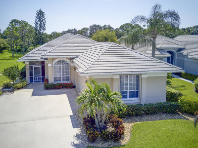 Port Saint Lucie Single Family Home For Sale: 7330 Marsh Terrace