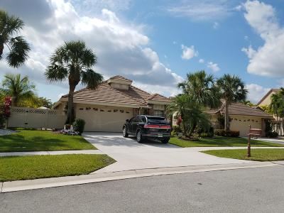 Boynton Beach Rental For Rent: 6828 Bitterbush Place