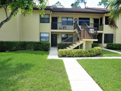 Lake Worth Condo For Sale: 4699 Lucerne Lakes Boulevard #103