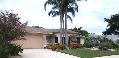 Delray Beach Single Family Home Contingent: 2430 Riviera Drive