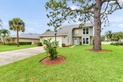 Fort Pierce Single Family Home For Sale: 4332 Gator Trace Circle