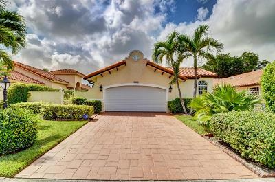 Delray Beach FL Single Family Home For Sale: $339,000