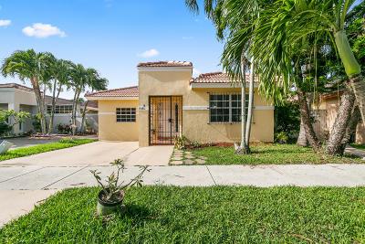 Miami Single Family Home For Sale: 14480 SW 113th Lane