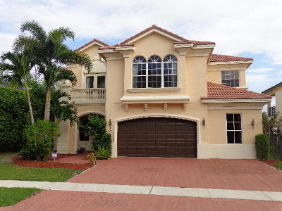 Boca Raton Single Family Home Contingent: 21111 Bella Vista Circle
