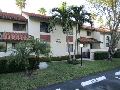 Boynton Beach Rental For Rent: 10223 Circle Lake Drive #202