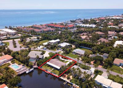 Ocean Ridge Residential Lots & Land For Sale: 18 Harbour Drive S