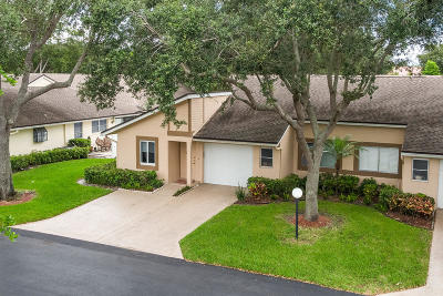 Boca Raton Single Family Home For Sale: 8681 Flamingo Drive #C