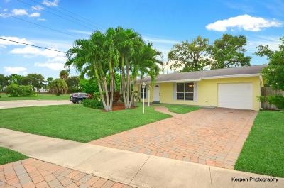 Boca Raton Single Family Home For Sale: 22219 SW 63rd Avenue