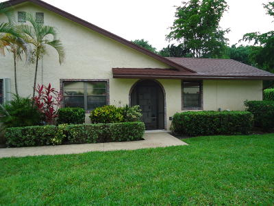 Boca Raton Single Family Home For Sale: 23313 Barlake Drive