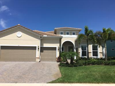Jupiter Single Family Home For Sale: 119 Shores Pointe Drive