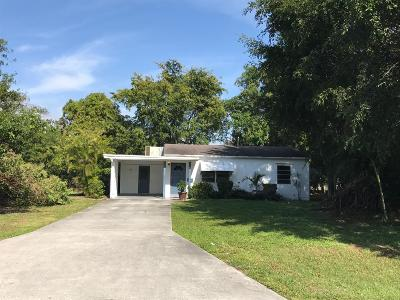 Boca Raton Single Family Home For Sale: 225 NW 4th Diagonal