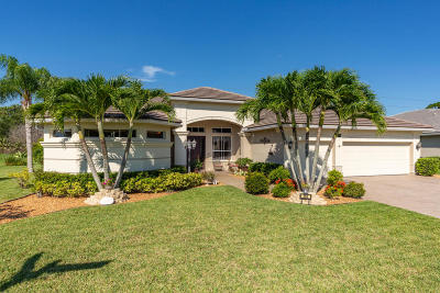Stuart Single Family Home For Sale: 894 SW Lost River Shores Drive