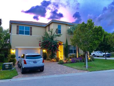 Boynton Beach Single Family Home For Sale: 3635 Jamestown Lane