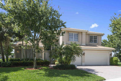 Delray Beach Single Family Home For Sale: 6677 Dana Point Cove