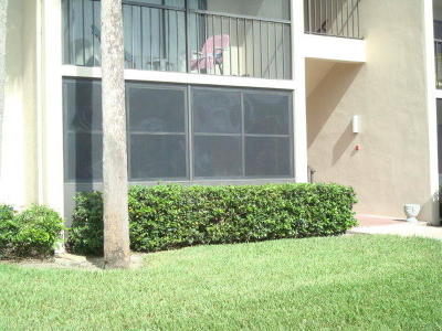 Greenacres Condo For Sale: 203 Foxtail Drive #G1