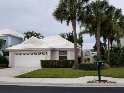 Palm Beach Gardens Rental For Rent: 32 Dorchester Circle