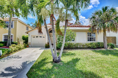 Boca Raton Single Family Home For Sale: 10760 Oak Lake Way