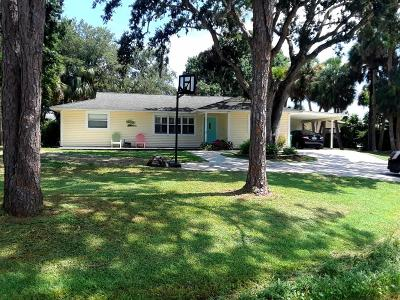 Indian River County Single Family Home For Sale: 491 Carnival Terrace