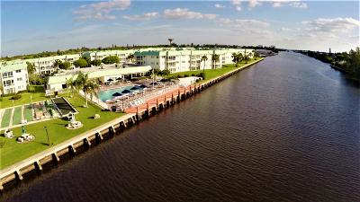 Boynton Beach Condo For Sale: 1 Colonial Club Drive #103