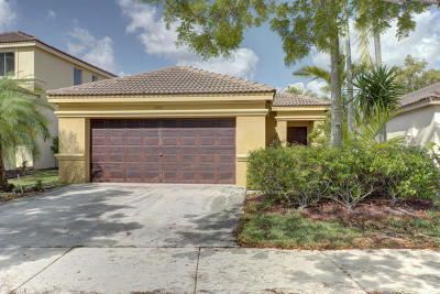 Weston Single Family Home For Sale: 1205 Golden Cane Drive Drive