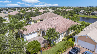 Port Saint Lucie Single Family Home For Sale: 10939 SW Blue Mesa Way