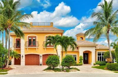 Boca Raton Single Family Home For Sale: 21145 Ormond Court