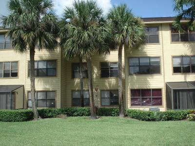 Boynton Beach Rental For Rent: 2313 Congress Avenue #36