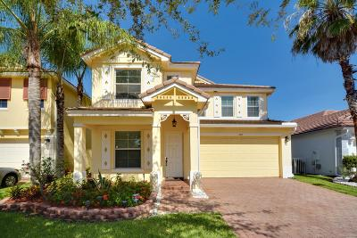 Royal Palm Beach Single Family Home For Sale: 692 Belle Grove Lane