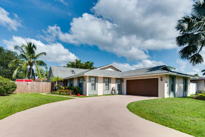 Royal Palm Beach Single Family Home For Sale: 126 Santander Court