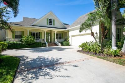 Vero Beach Single Family Home For Sale: 898 Carolina Circle SW