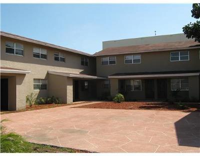 Pompano Beach Multi Family Home Contingent: 20 NW 7th Avenue #1, 2, 3,
