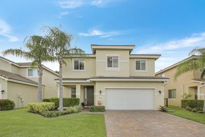 Palm City Single Family Home Contingent: 2892 SW Butterfly Lane
