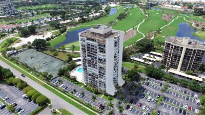 West Palm Beach Condo For Sale: 2425 Presidential Way #501