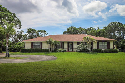 Palm Beach Gardens Single Family Home Contingent: 15822 73rd Terrace