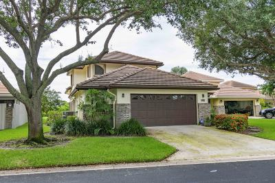 Delray Beach Single Family Home For Sale: 4630 Sherwood Forest Drive