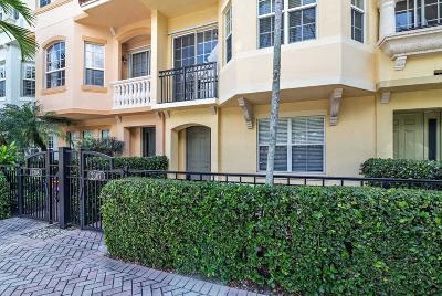 Townhouse For Sale: 2307 Amalfi Way
