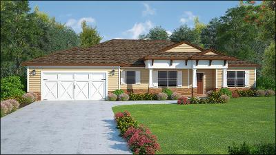 Jensen Beach Single Family Home For Sale: 3830 NE Sugarhill Avenue