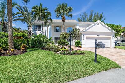 Coral Springs Single Family Home For Sale: 7650 Live Oak Drive