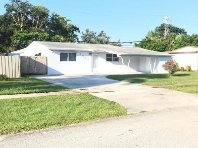 Palm Beach Gardens Single Family Home For Sale: 4092 Rochester Street