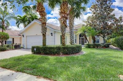 Palm Beach Gardens Single Family Home For Sale: 1313 Saint Lawrence Drive