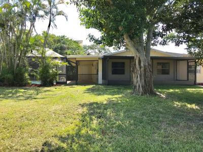 Delray Beach Single Family Home For Sale: 14827 Whatley Road