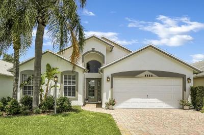 West Palm Beach Single Family Home For Sale: 3536 Dora Lane