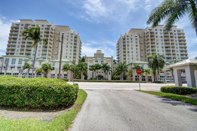 Boynton Beach Condo For Sale: 350 Federal Highway #703
