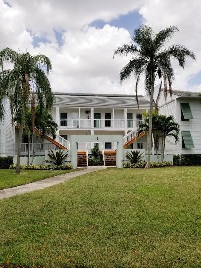 Palm Beach Gardens Condo For Sale: 266 Cypress Point Drive #266