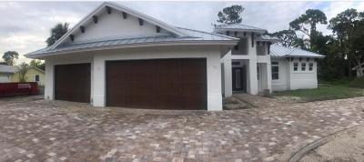 Jupiter Single Family Home For Sale: 5502 Hibiscus Road