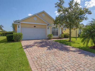 Vero Beach Single Family Home For Sale: 517 Valencia Circle SW