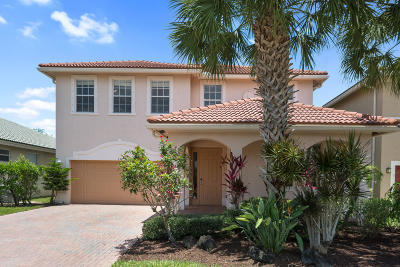 Royal Palm Beach Single Family Home Contingent: 151 Catania Way