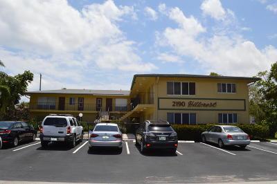 Pompano Beach Rental For Rent: 2190 SE 5th Street #7-A